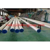 Wholesale Super duplex steel steel pipe ASTM A790/790M S31803 (2205 / 1.4462) from china suppliers