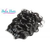 Wholesale 100g One Bundle Full Ends Brazilian Virgin Human Hair Sew In Weave Natural Water Wave from china suppliers