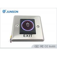 Wholesale Stainless Steel Door Exit Push Button For Access Control System from china suppliers