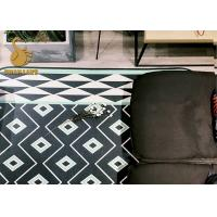 Wholesale Non - Deformation Modern Floor Rugs Machine Washable OEM / ODM Available from china suppliers