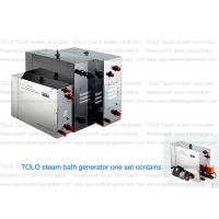Wholesale Commercial Steam Bath Generator 220v , 5kw Steam Shower Generator from china suppliers