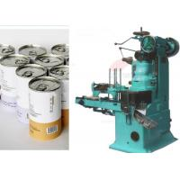 Wholesale High speed automatic tin can Food Packaging machines 380V / 60HZ 1.2KW from china suppliers