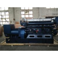 Wholesale Water Cooled 250 KW Marine Diesel Generator 1000 RPM Engine For Passenger Ships from china suppliers