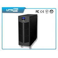 Wholesale 10Kva - 80Kva 3 Phase Uninterruptible Power Supply , 3 / 3 Phase Transformerless Online UPS from china suppliers