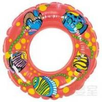 Wholesale EN71/ Reach5 bubble tube inflatable Swim Rings , large inflatable ring from china suppliers