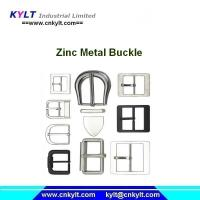 Wholesale full automatic Zamak/zinc Heel Bar Buckle injection machine from china suppliers
