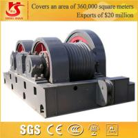 Wholesale Electric Winch with failsafe brake for hauling 10Ton Towing Winch from china suppliers