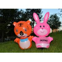 Wholesale Cute PVC Inflatable Products , Animal Shaped Kids Inflatable Tumbler Toy from china suppliers