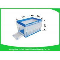 Wholesale Household Collapsible Plastic Containers Easy Stacking Environmental Protectionv from china suppliers