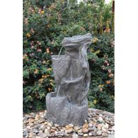 Wholesale Outdoor Tiered Water Fountains , Tiered Garden Fountains For Home Decoration from china suppliers