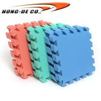"Wholesale Non-Toxic EVA Foam Floor with 24""X24"" Softer, Safety,Easy to Fix , Water-proof from china suppliers"