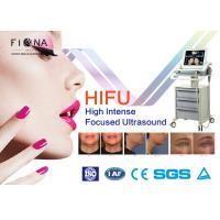 Wholesale Multifunctional 2 In 1 HIFU Beauty Machine Skin Care / Weight Loss 7MHZ Frequency from china suppliers