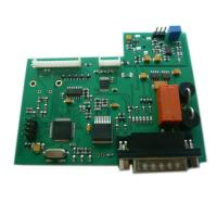 Buy cheap Rigid Printed Circuit Boards SMT PCB Assembly With White Silk Screen Electronic Assembler from wholesalers