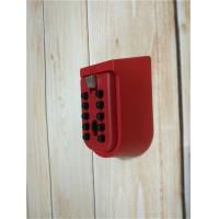 Wholesale OEM Strong Key Pad Lock Box Wall Mounted Personalized With Metal Body from china suppliers