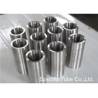 Wholesale ASME SB338 Grade 7 Seamless Round Titanium Pipe Welding for Condensers / Heat Exchangers from china suppliers