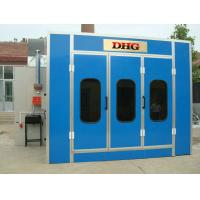 Wholesale Outdoor Down Draft Car Spray Booth , Industrial Spray Painting Booths from china suppliers