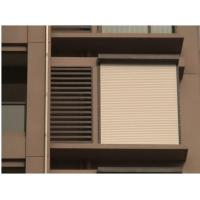 Wholesale Automatic Aluminum Rolling Shutter Door, Aluminum Roll-up Window from china suppliers