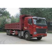 Wholesale HOWO A7-8*4-371HP-22cbm-Dump tipper truck from china suppliers