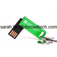 Quality Best Quality Metal Swivel USB Flash Drive with High Reading and Writing Speed for sale