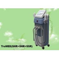Wholesale SSR IPL 950nm SHR Hair Removal Machine 3 Handles Painless Beauty from china suppliers