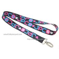 Buy cheap Exhibition Meeting Dye Sublimation Lanyard, Gifts Promotion Custom Logo Printed Dye Printing Lanyard from wholesalers