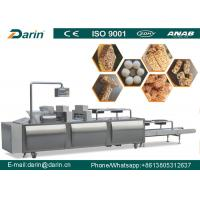 Wholesale Rice oats Cereal Bar Forming Machine with ABB or Schneider Electric Parts from china suppliers