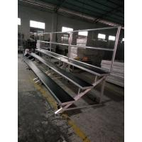 Wholesale Three Row Aluminum Choir Stage , Portable Folded Singing Choral Riser from china suppliers