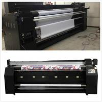 Wholesale Dye Sub inkjet Printer Digital Textile Printing Machine For Garment Textile Printing from china suppliers