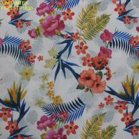 Wholesale F5751 lady fashion fabric seersucker crinkle crepe with spandex from china suppliers