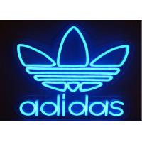 Quality Similar Glass LED Neon Signs Acrylic Material , RGB Neon Shop Signs for sale