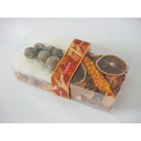 Wholesale Orange Chinese Incense Seed Fragrance Potpourri Bags For Holiday Gift from china suppliers