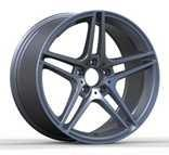 Wholesale High Performance 18 Inch Gear Alloy Wheels Full Painted For BENZ KIN - XJ157 from china suppliers