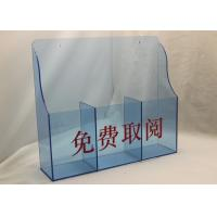 Wholesale Hotel / Restaurant Acrylic Menu  Holder Display Stand For Menu Card from china suppliers