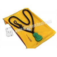 Wholesale Buddha Necklace Bluetooth Receiver Casino Gambling Devices Interact With Mobile Phone from china suppliers
