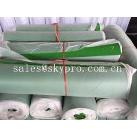 Wholesale Green red Flooring / gasket use thin 1mm 2mm rubber sheet roll wear resistant from china suppliers