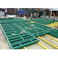 Wholesale Reusable Plywood Concrete Wall Forms , Metal Forms For Concrete Walls from china suppliers