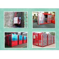 Wholesale 2 Motor Driven Rack And Pinion Goods Passenger Lifts In Construction Site from china suppliers