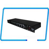 "Wholesale Stage show 19"" rack mountable 8 ways DMX splitter , Light Signal Booster CE approved from china suppliers"