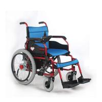 Wholesale Lightweight Foldable Electric Wheelchair from china suppliers