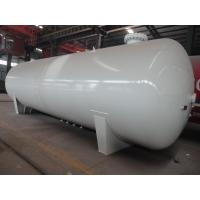 Wholesale China famous best price 11000gallon bulk lpg gas storage tank for sale, hot sale cheaper surface lpg gas storage tank from china suppliers