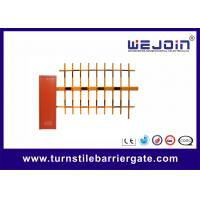 Wholesale 120W Access Control Barrier Gate for Parking System Compatible with Personal Computer from china suppliers