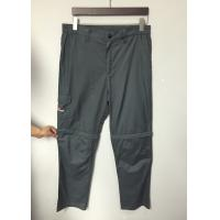 Wholesale Lightweight Waterproof Work Trousers , Mens Workwear Trousers Custom Logo Printing from china suppliers