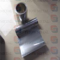 Wholesale high pure cold rolling niobium strips /foils for diaphragm pressure gauge from china suppliers