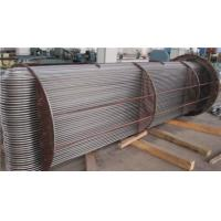 Quality Annealed Grade 304 321 Heat Exchanger Tube Cold Rolled / Cold Drawn ASTM A213 for sale