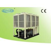 Wholesale 30RT - 200RT Large capacity Screw Water Chiller Units Power Saving from china suppliers