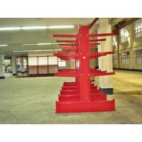 Wholesale Blue / Orange Cantilever Racking System With Cold Rolling Steel from china suppliers