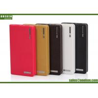 Wholesale High Capacity 12000mah 18650 Power Bank , Double USB Smart Phone Power Bank from china suppliers