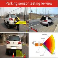 Wholesale Parking Sensors assistance LED Wireless Car Reversing Aid Easy Install And Singal Stable from china suppliers