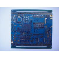 Wholesale IPC-A-600G-II 3 mil Immersion Gold 2 oz HTG 170 Solder Mask Mutilayer Panel PCBS from china suppliers