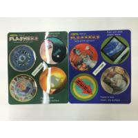 Wholesale Disney Audit 3D Printing 3D Lenticular Stickers With PP PET Custom Design 0.45MM thick from china suppliers
